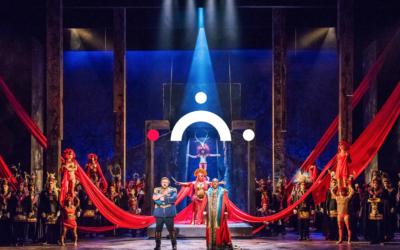 Aïda de Verdi au Grand Théâtre de Genève