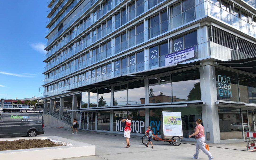 Ouverture du Nouveau Centre Dentaire de Chêne-Bourg