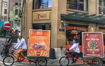 """ByLÙ"" et ""Luigia"" : Le must des restaurants italiens genevois"