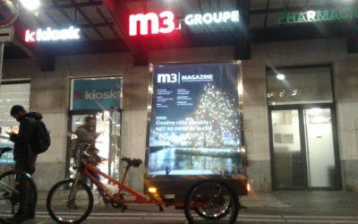 m3 MAGAZINE et MediaShift vous souhaitent une belle année 2021