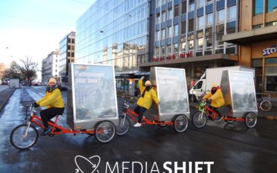 Le Street-marketing par MediaShift: la communication ciblée