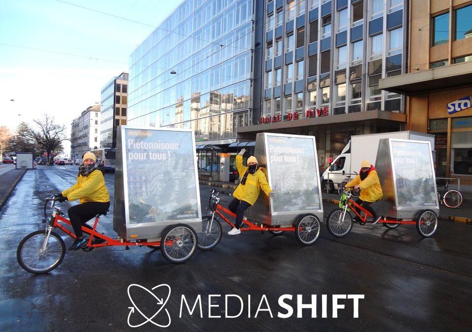Le Street-marketing par MediaShift: la communication ciblée